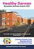 Healthy Darwen Newsletter Summer Autum 2021 - Front Page.jpg