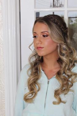 Prom beauty
