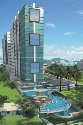 Oceans Towers Residence