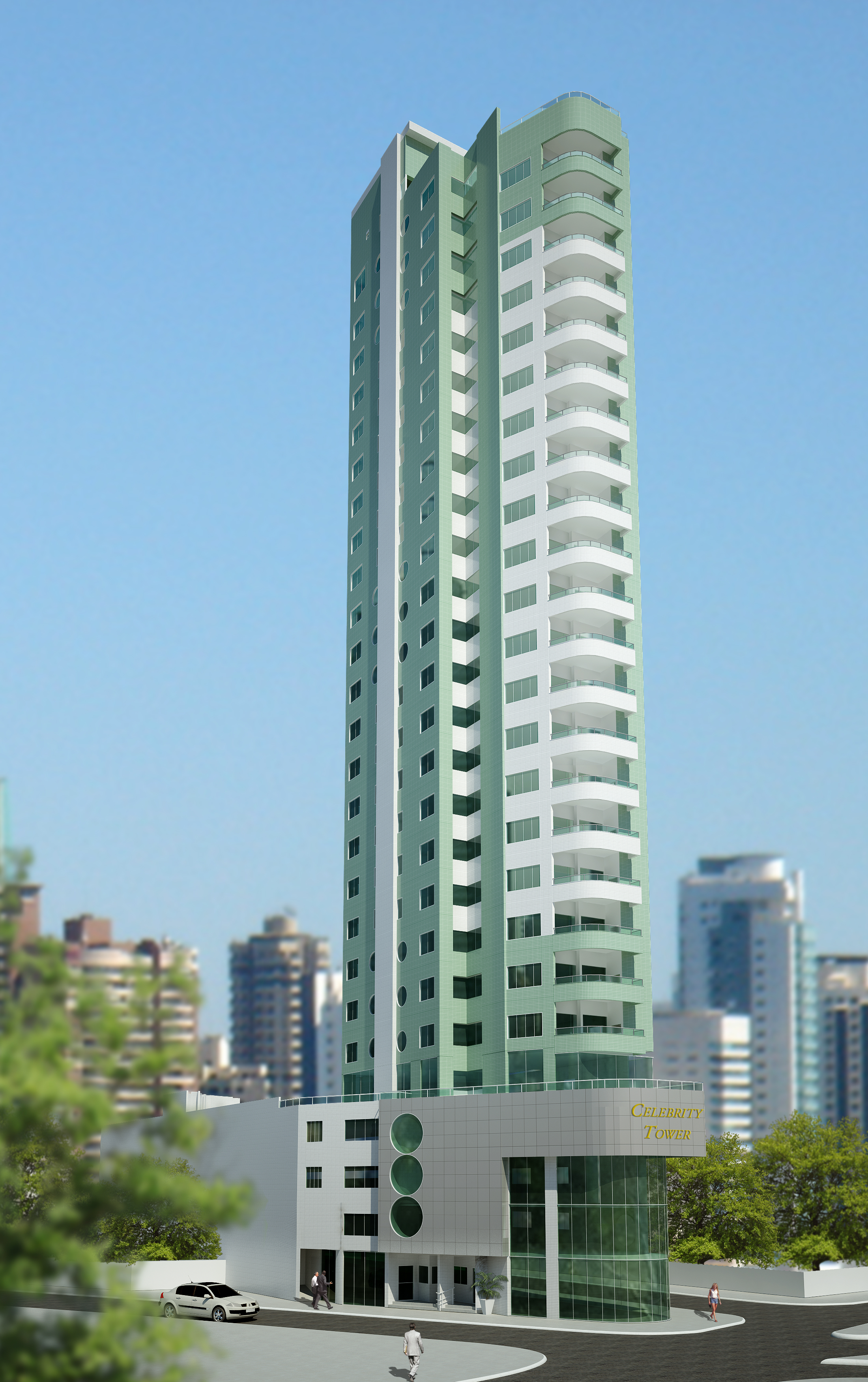Residencial Celebrity Tower