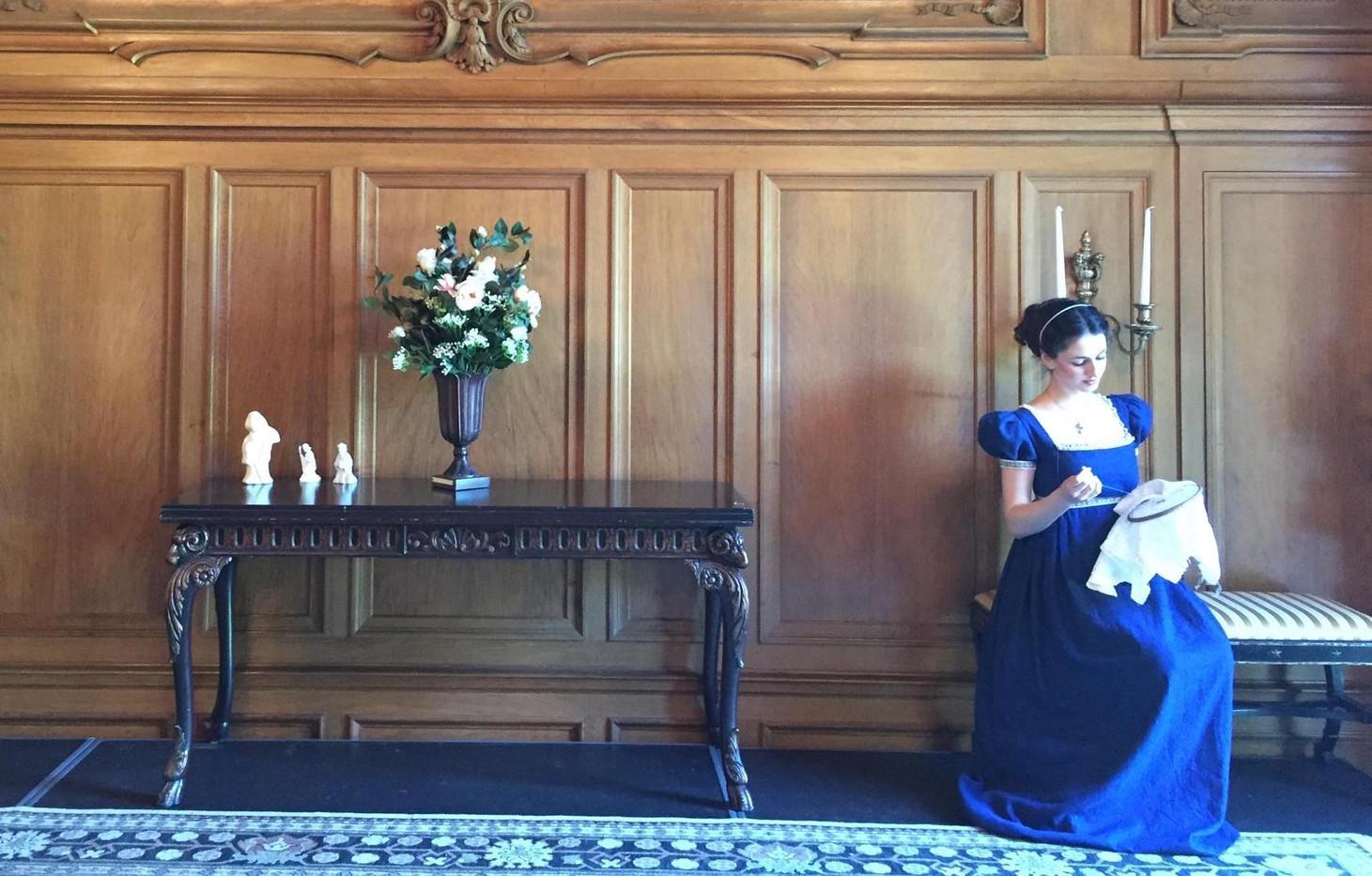 """Fanny Price in Dove's """"Mansfield Park"""""""