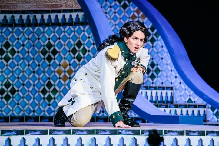 """Cherubino in Mercadante's """"I due Figaro"""""""