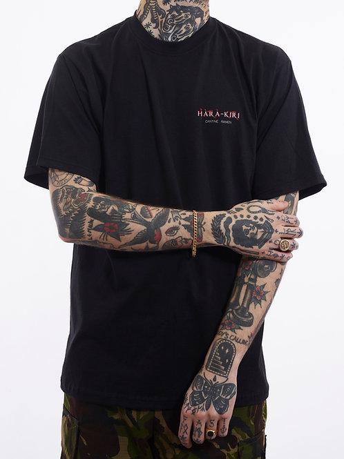 Tee Shirt Hara Kiri noir
