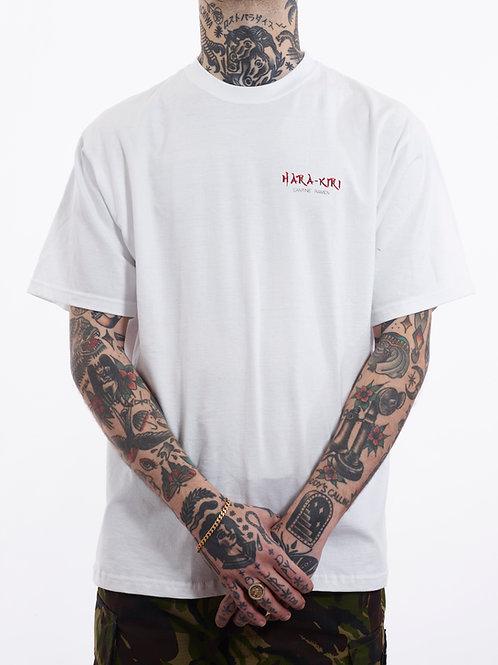 Tee Shirt Hara Kiri blanc