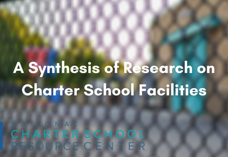 New Report from National Charter School Resource Center