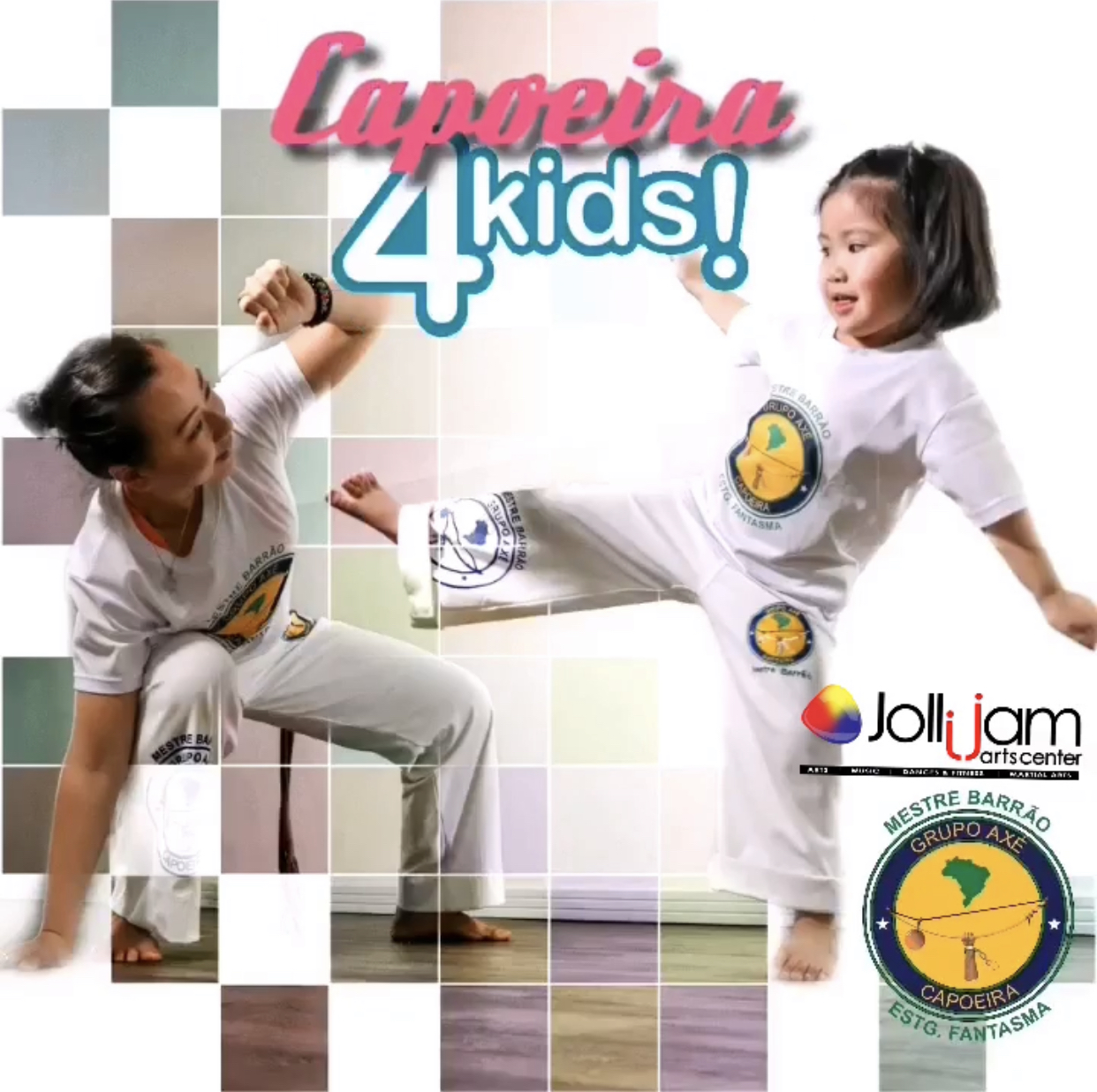 Capoeira Martial Arts Kids