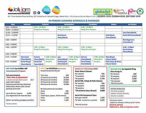 2021.02.01 Jollijam In-person schedule c