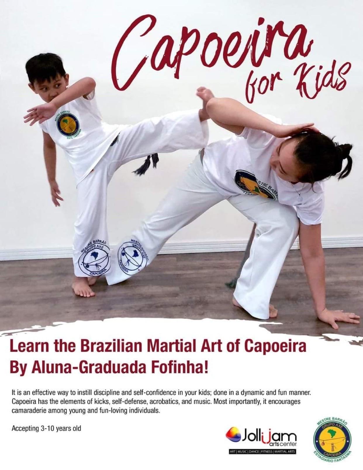 Martial Arts for kids!