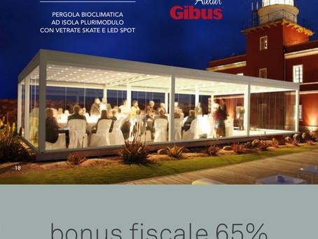 Bonus Fiscale del 65% per Tende da Sole