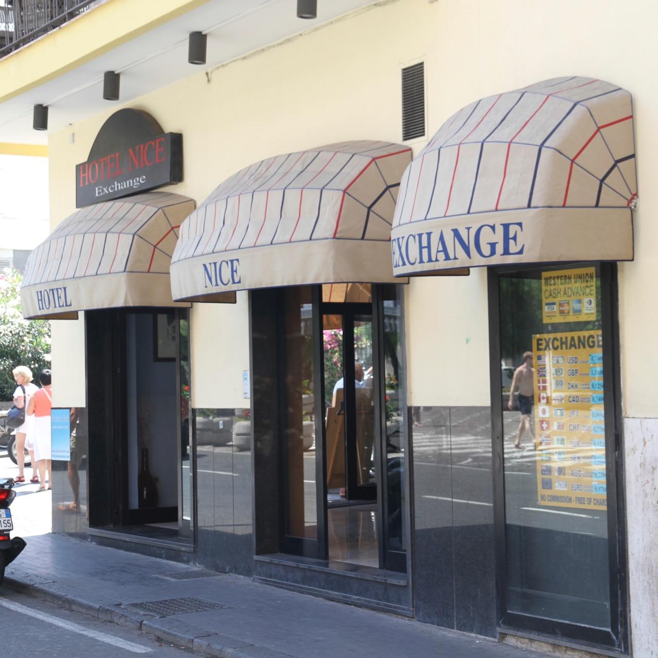 Cappottine Sorrento Hotel