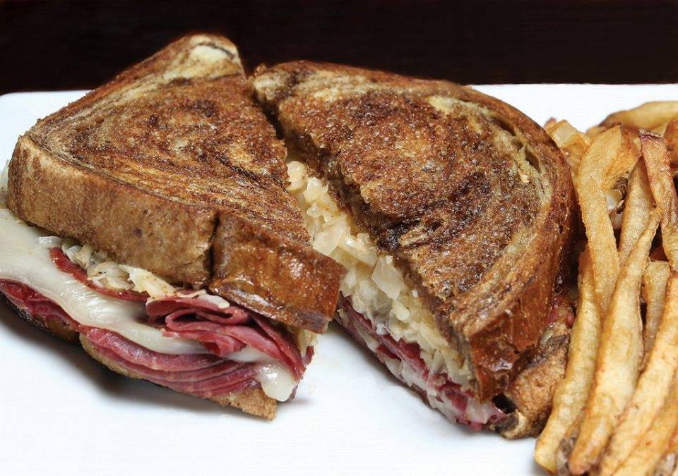 Worlds Best Reuben