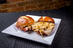 rueben sliders