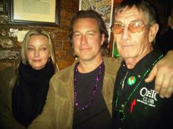 Bo Derek, John Corbett and Skyman