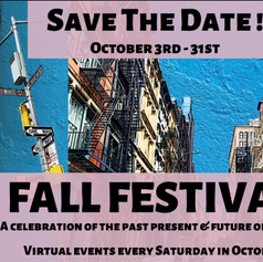 Our first Fall Festival!