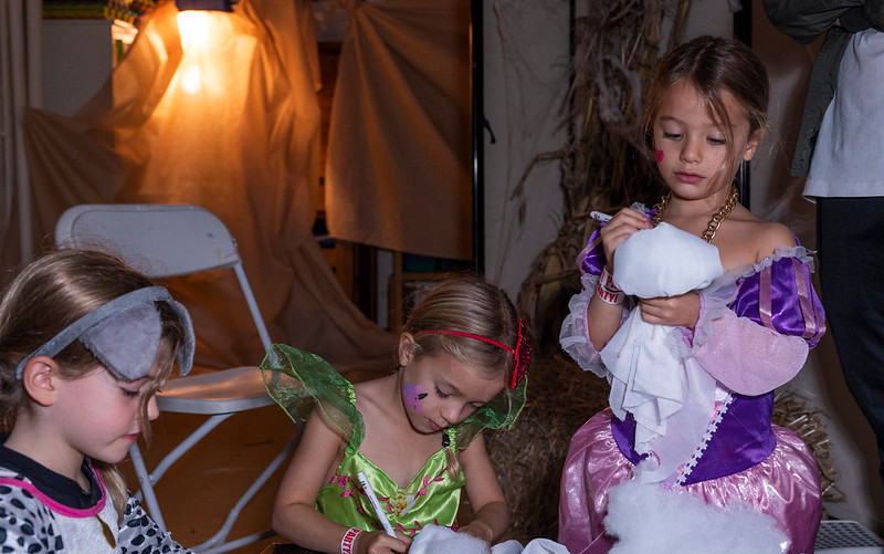 Princesses and Ghosts