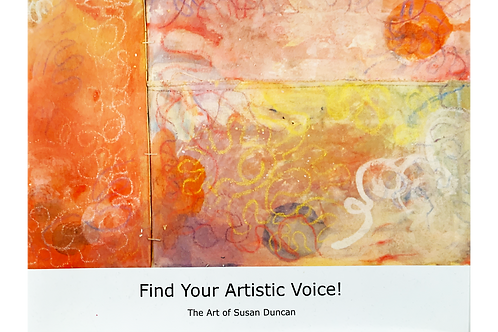 Find Your Artistic Voice!