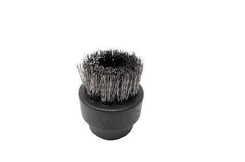 Brosse en acier inox. 30mm