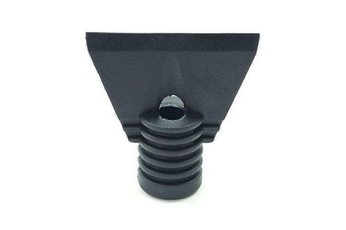 Racloir de plastique 50mm  (paquet de 10)