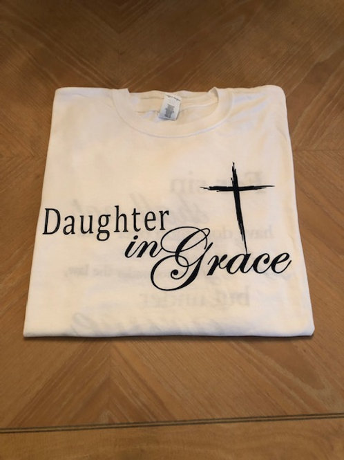 Daughter in Grace (White)