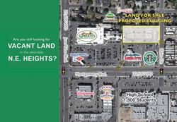 NE Heights Vacant Land-ABQ NM