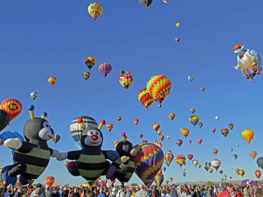 Annual Balloon Fiesta