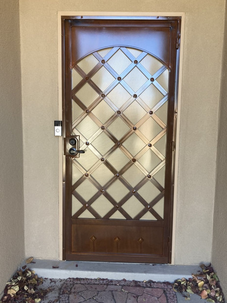 Deluxe Security Door 13
