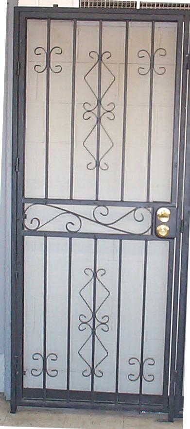 Standard Security Door 16