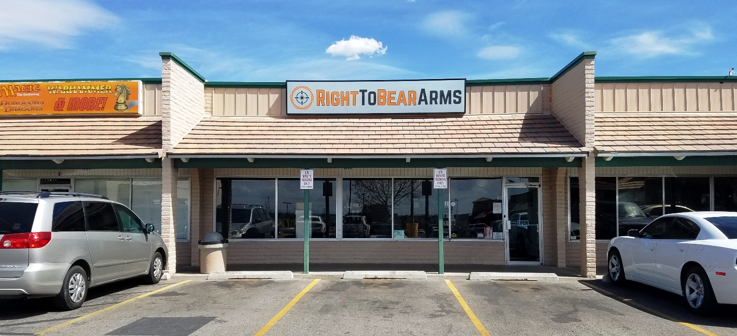 Right to Bear Arms Exterior