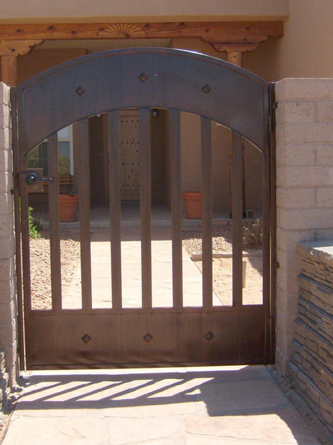 Old World Gate 11