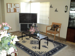 Ministry Home Interior