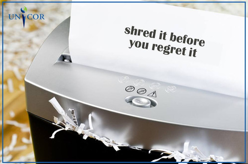 Shred Dont Regret it