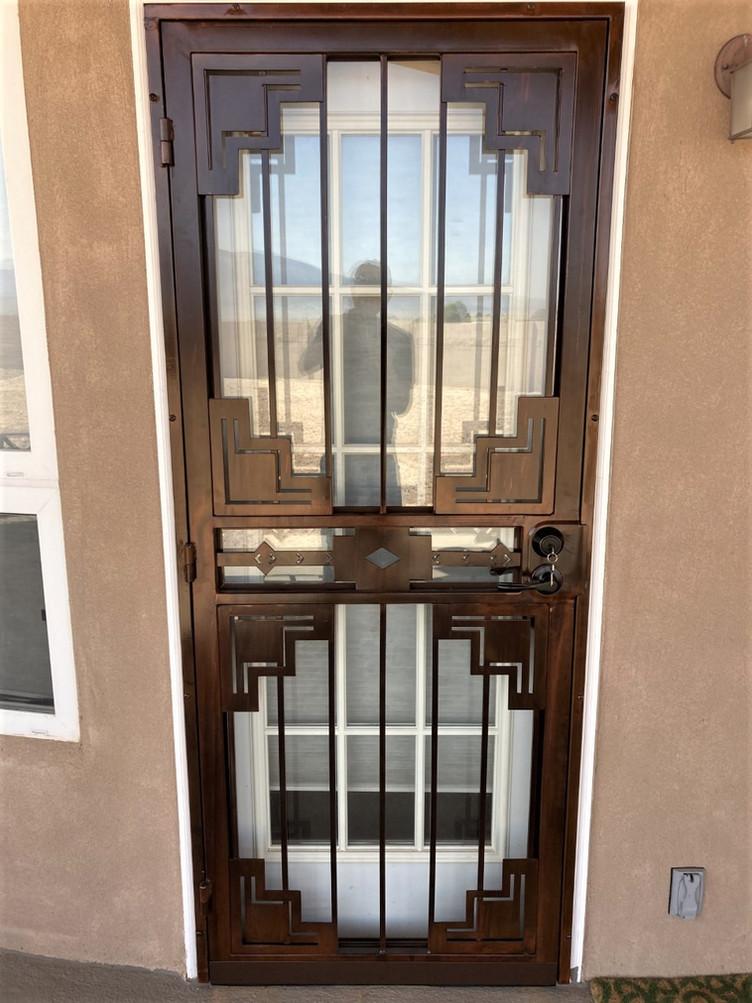 Deluxe Security Door 6