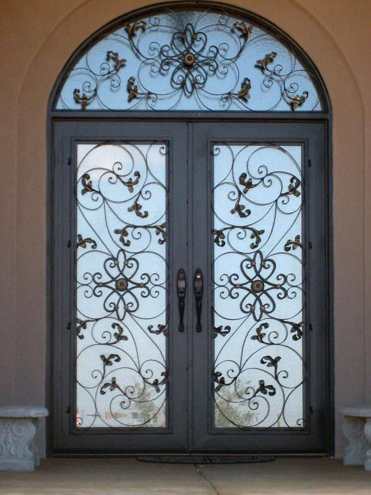 Exterior Door 8