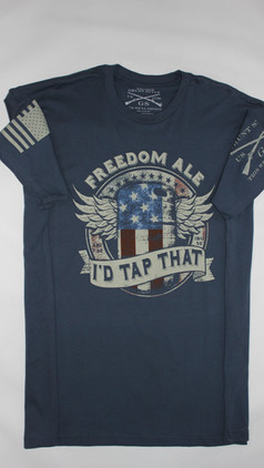 Freedom T-Shirt (Grunt Style)