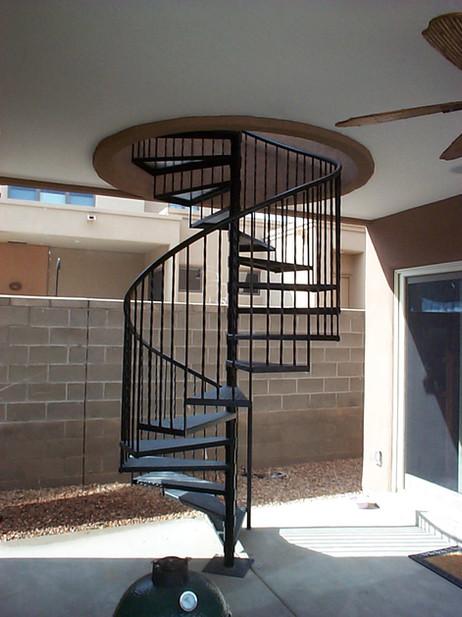Spiral Stair 5