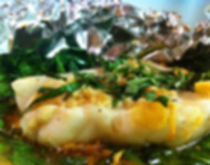 Ginger Sea Bass over Wilted Greens.jpg