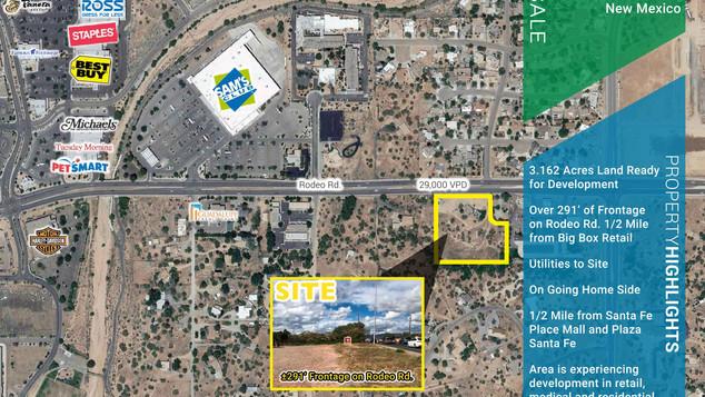 3918 Rodeo Rd., Santa Fe