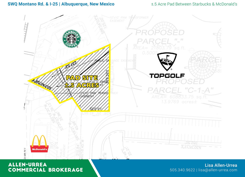 9.39 Acre next to Top Golf Site Plan 3
