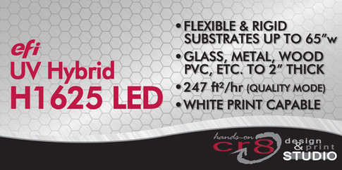 H1625 LED Hybrid