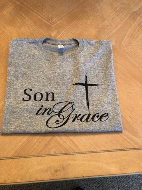 Son in Grace (Gray)