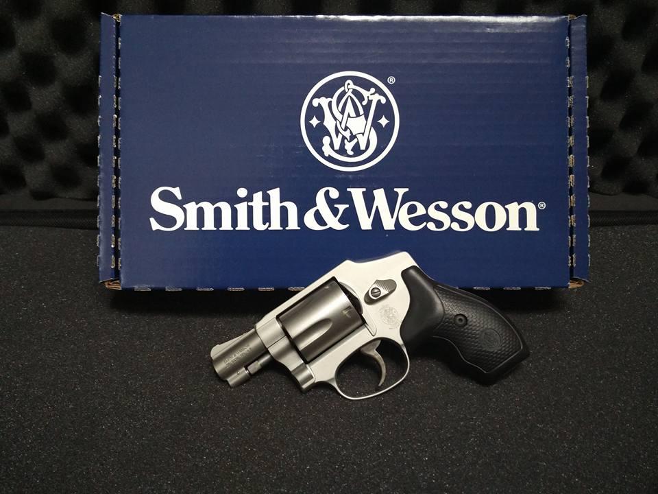 S&W 642 Revolver