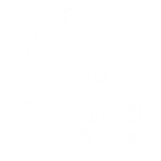 Seafood4UNowICON White Clear