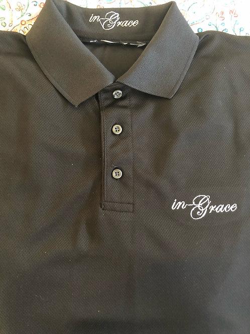"""""""In-Grace"""" Polo"""