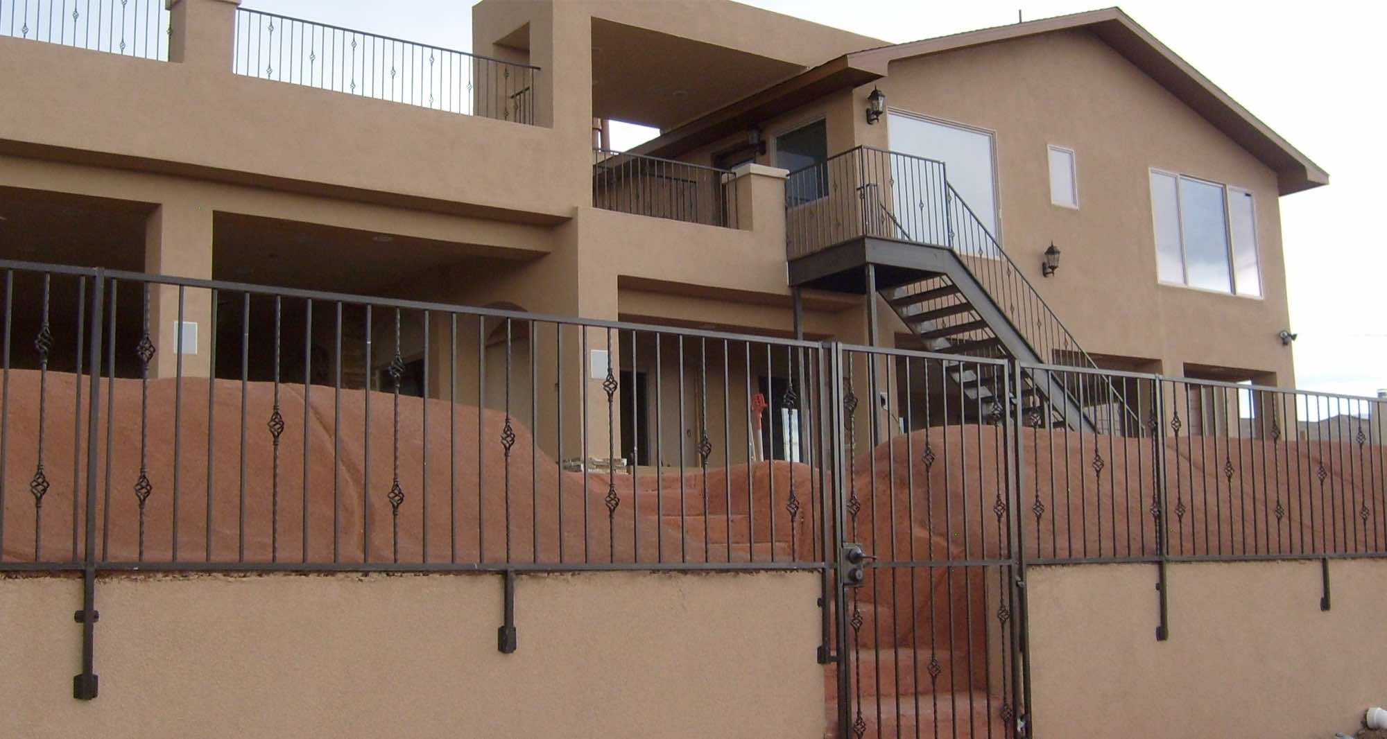 Balcony Rail 7