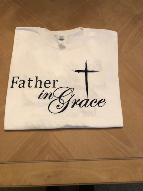 Father in Grace (White)
