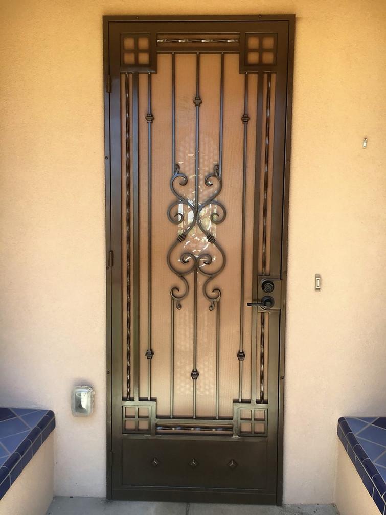 Exterior Door 10