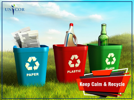 Recycle and Restore with UNICOR