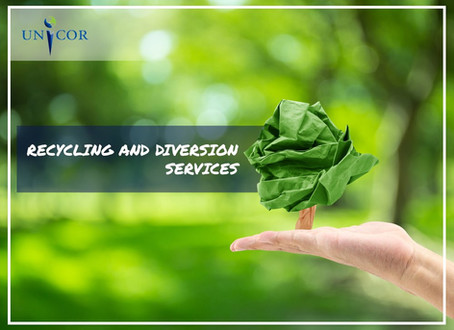 UNICOR Recycling and Diversion Services