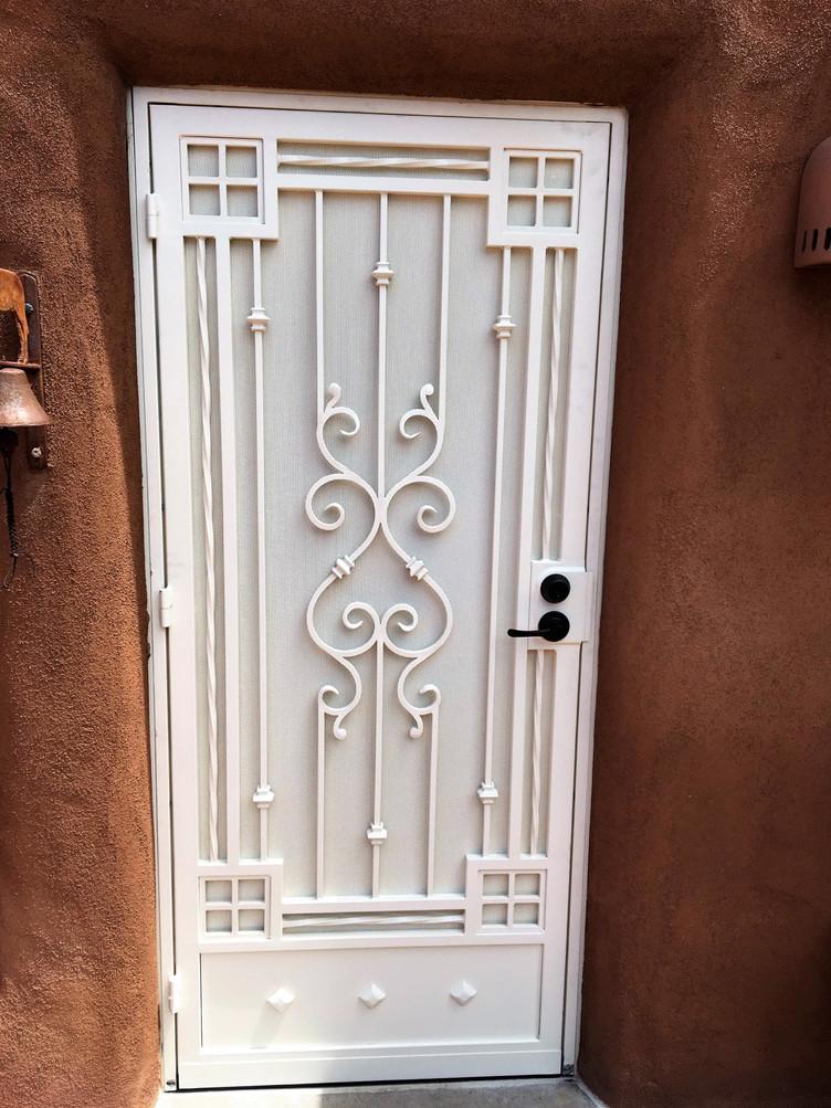 Deluxe Security Door 12