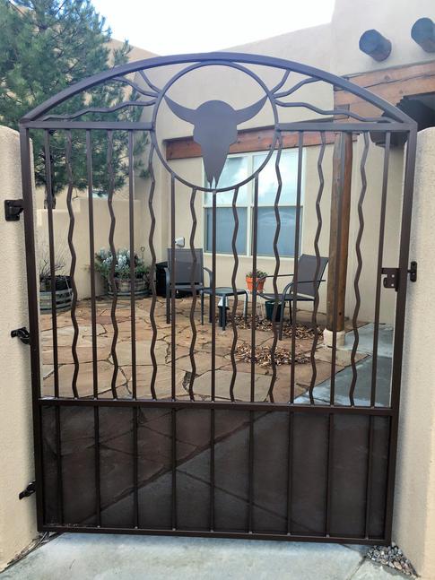 Southwest Gate 10